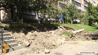 Կառուցապատողը սկսել է շինարարական աշխատանքները վիճահարույց տարածքում