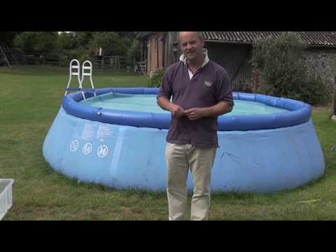 Intex Above Ground Pool Liner Repair Kit Instructions Doovi