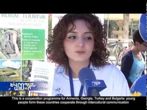 """""""Europe Today"""" programme # 15 (May, 2014, with English subtitles)"""