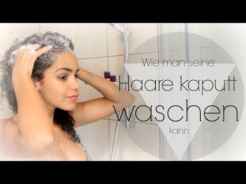 Haare kaputt waschen | | Do´s and Don'ts | | Meine Haarwasch routine | | by CurlyJey
