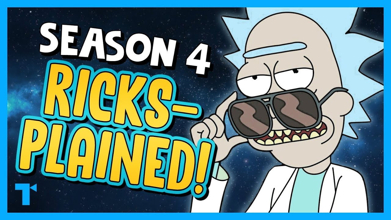 Download Tearing Rick Down - Rick and Morty S4 (First Half) Explained