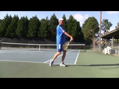 How to play Tennis - Forehand Drills To Improve Your Timing!