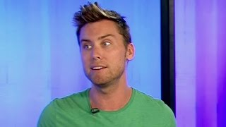Lance Bass Talks About Coming Out as Gay