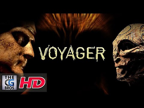 "CGI 3D Animated Short: ""Voyager"" - By Marco Staines 