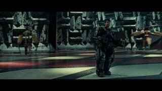 Edge of tomorrow (2014) -  Training [1080p]