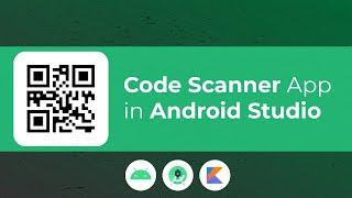 एंड्रॉइड स्टूडियो में क्यूआर और बारकोड स्कैनर ऐप ट्यूटोरियल screenshot 1