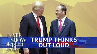 Overheard On Trump's Asia Trip thumbnail