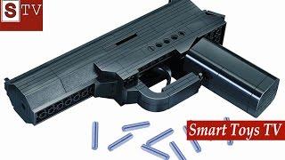 Как сделать ЛЕГО оружие из набора - Обзор ЛЕГО пистолета из набора BRICK