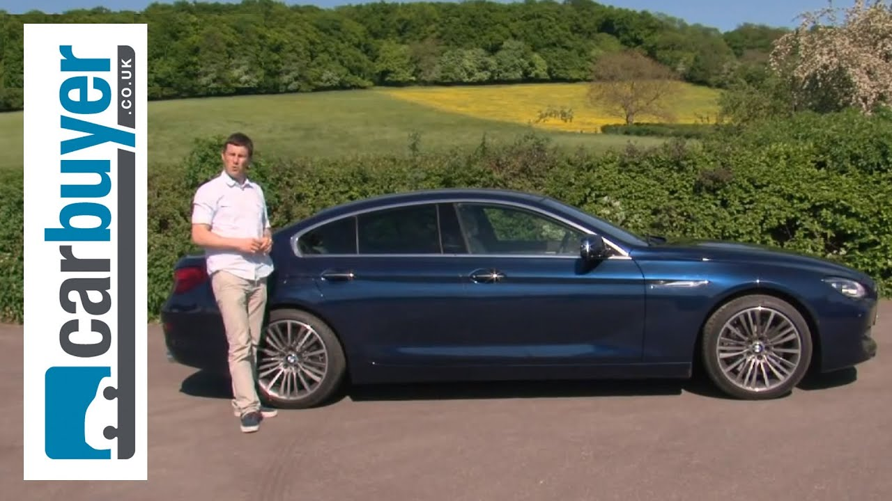 BMW 6 Series Gran Coupe 2013 review - CarBuyer - YouTube