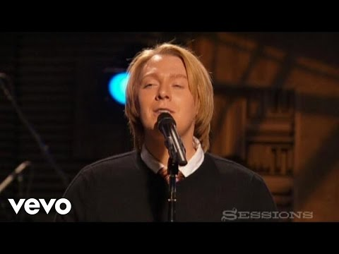 Clay Aiken - Where I Draw the Line (Sessions@AOL)