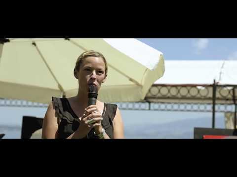BXU Swiss TV Channel - Clip 5 - Vitznau and Laura Chaplin