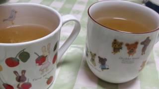 温かいお茶を飲みながら、囁き声で雑談,朗読【音フェチ,ASMR】 thumbnail