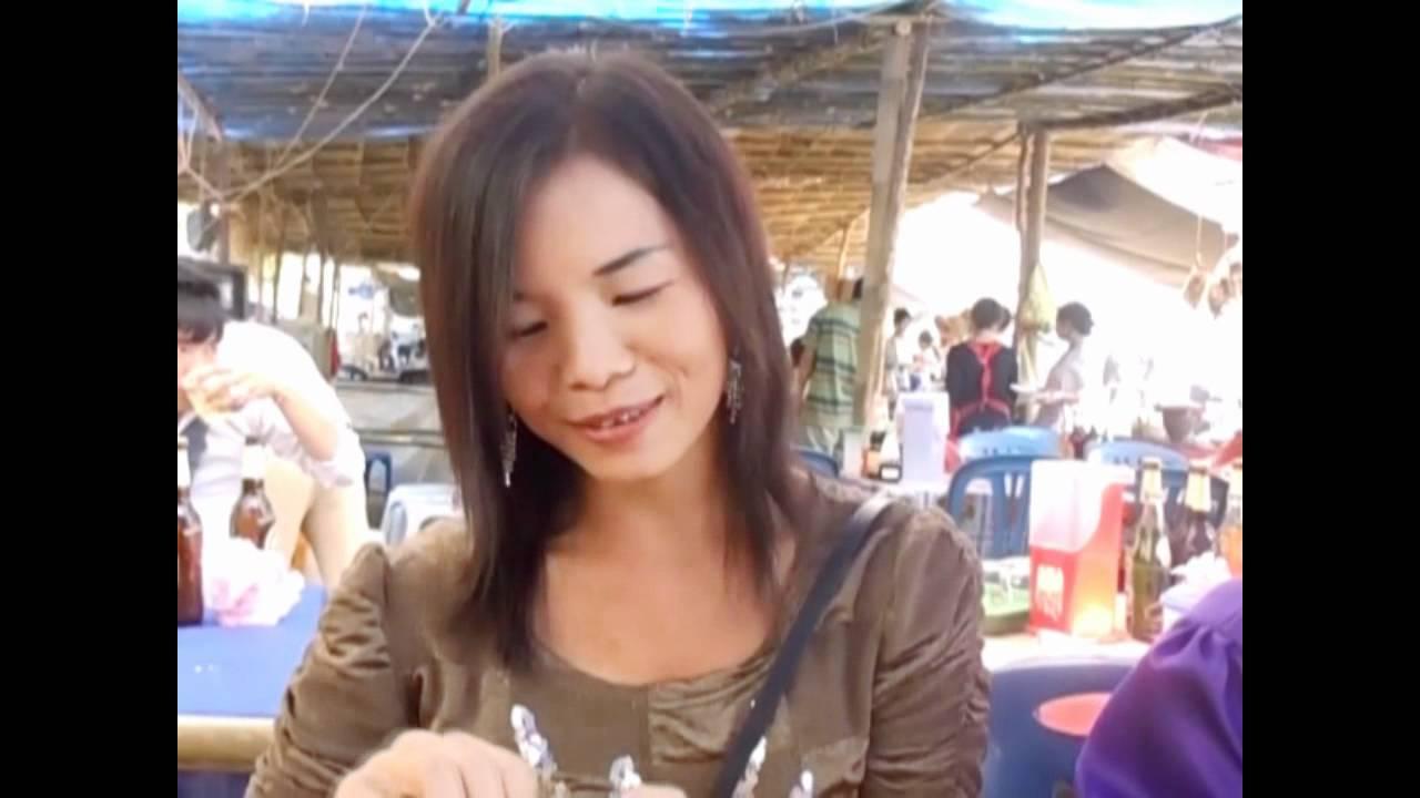 Vienkham Laos New Year 2013 - Pretty Girl Send A Messege To His Boyfriend - Free Phone Number -2224