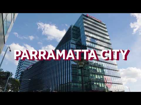 Campus Highlights - Parramatta City