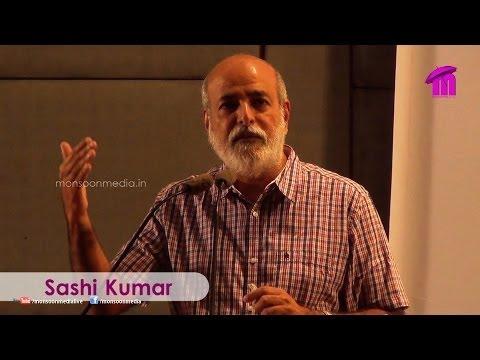 The Creative Rebel | Speech by Sashi Kumar