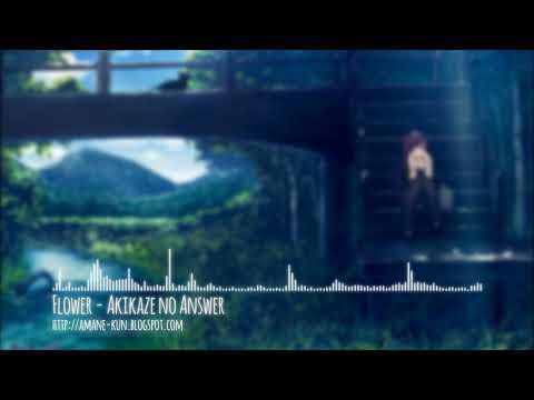 FLOWER - Akikaze no Answer [Video Lyric]