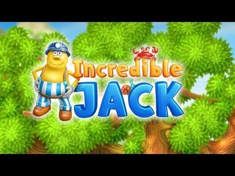Incredible Jack - Universal - HD Gameplay Trailer