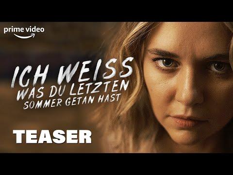 Ich weiss was du letzen Sommer getan hast Offizieller Teaser l Prime Video DE