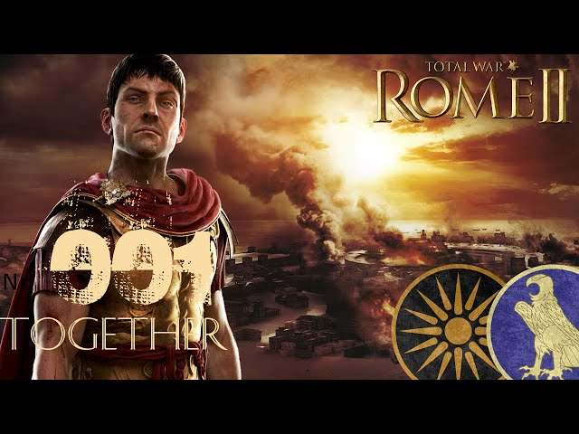 #1 - Lets Play Rome 2 Total War Emperor Edition - Ägypten Together