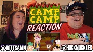 Camp Camp, Episode 4 - Camp Cool Kidz REACTION!!