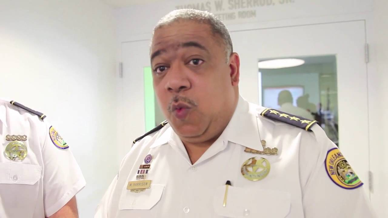 New Orleans police chief talks about Algiers murders