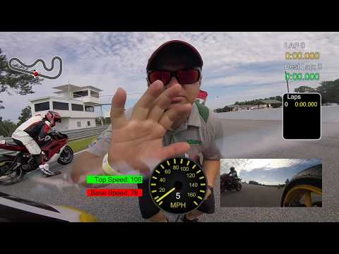 Roebling FMRRA Superstock Grande Corsa 6.25.2017 | Commentating My Own Races