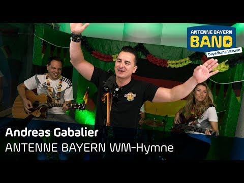 Die ANTENNE BAYERN WM-Hymne | Andreas Gabalier | Weltmeisterschaft 2018 | ANTENNE BAYERN