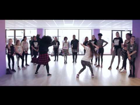 Aron Norbert - Grand Opening Global Dance Centre Amsterdam 2015