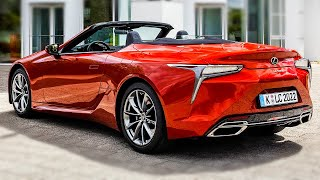 2021 Lexus LC500 Convertible - FIRST LOOK Interior, Exterior, Drive REVIEW