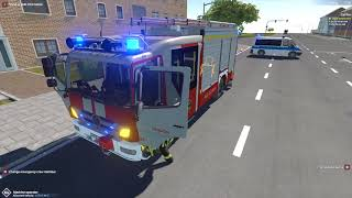 Emergency Call 112 - Russian Fire Service Gameplay! 4K