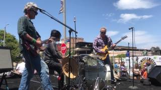 """Mike Watt and the Minutemen """"It's Expected I'm Gone"""" @ The Shred Skate Festival San Pedro 06-04-2017"""