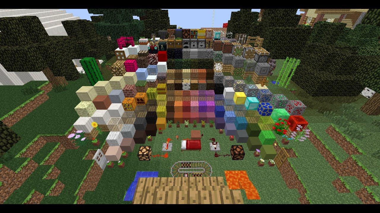 TUTO | Comment avoir un texture pack sur Minecraft - YouTube