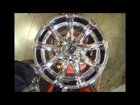 KMC Wheels XD Series XD779 Badlands Chrome