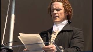 Video July 4th, 2012 at the National Archives: Dramatic Reading of the Declaration of Independence download MP3, 3GP, MP4, WEBM, AVI, FLV Desember 2017