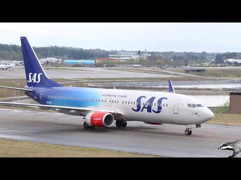 Afternoon Arrivals at Arlanda Airport (ARN/ESSA) (Part 2/2, A320neo, Saab 340 CRJ900 and more)