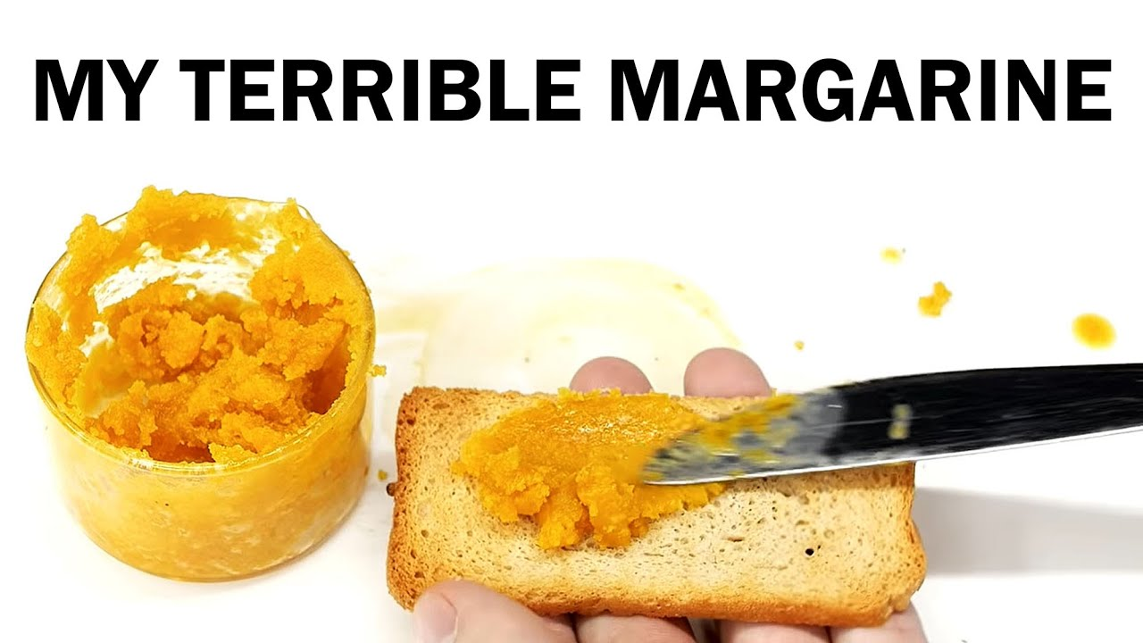 Edible Chem - Making Margarine
