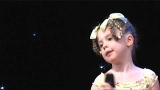 """Фестиваль-конкурс """"Два кота"""" 2011 - Ангелина Маковская"""