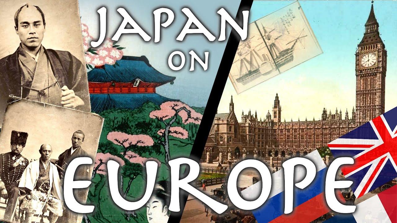 First Japanese Visitor Describes European Life (Post Sakoku) // 1862 Tokugawa Embassy Primary Source