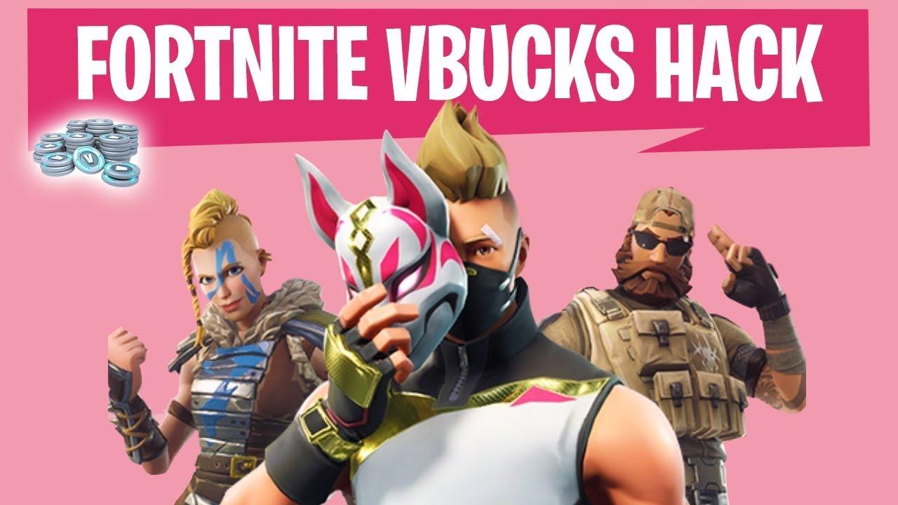 Fortnite Hack - Fortnite Free V Bucks Glitch PS4 / PC ...