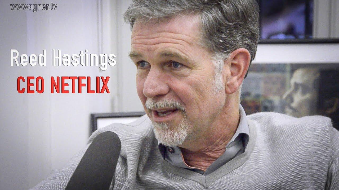 Mr. NETFLIX: Reed Hastings (english) - YouTube
