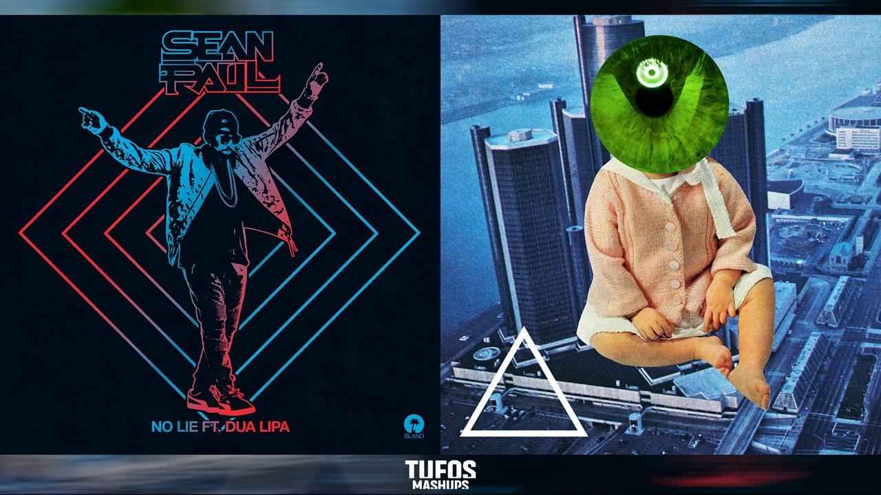 No Lie, Rockabye | Sean Paul (ft  Dua Lipa) vs  Clean Bandit (ft  Sean Paul  & Anne-Marie) (Mashup)