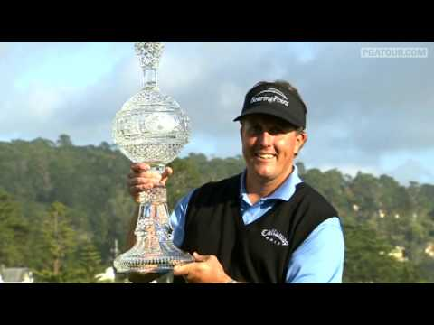 Memorable Moments: AT&T Pebble Beach National Pro-Am