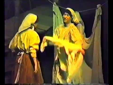 Fiddler On The Roof - Hayman Theatre 1983