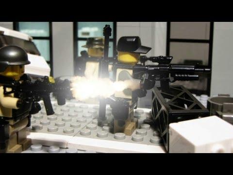 Lego Call of Duty & Black Ops & Modern Warfare Gameplay
