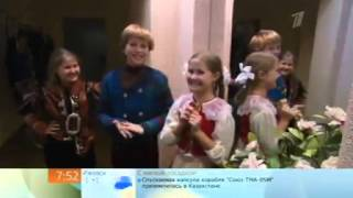 Мюзикл Снежная королева на 1-ом канале