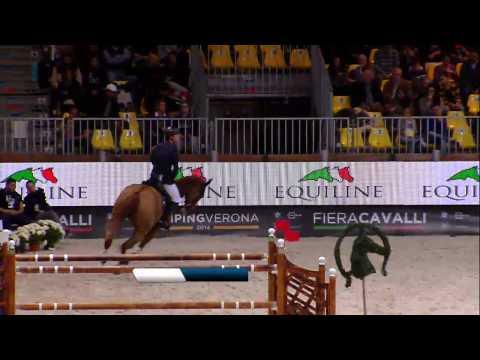 REPLAY - CSIO Verona 2014 - Grand Prix