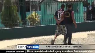 CAPTURAS DEL FIN DE SEMANA