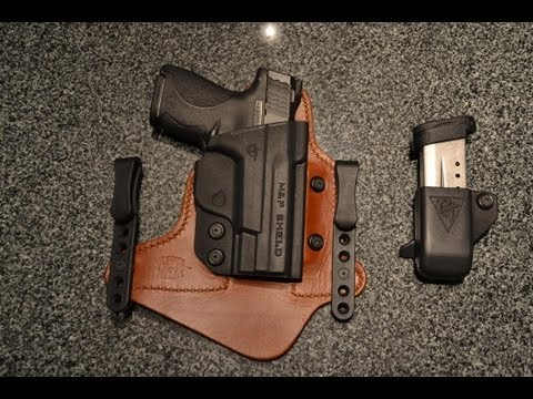 Appendix Carry Holster (Minotaur)  and new Mag pouch