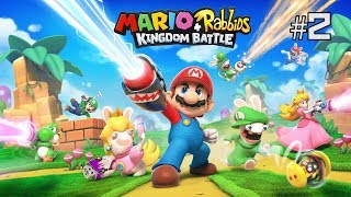 Twitch Livestream   Mario + Rabbids Kingdom Battle Part 2 [Switch]