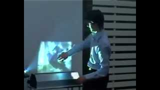 Displair Air Touch System [ The new technology ] Yeni Teknolojiyle Havaya Dokun
